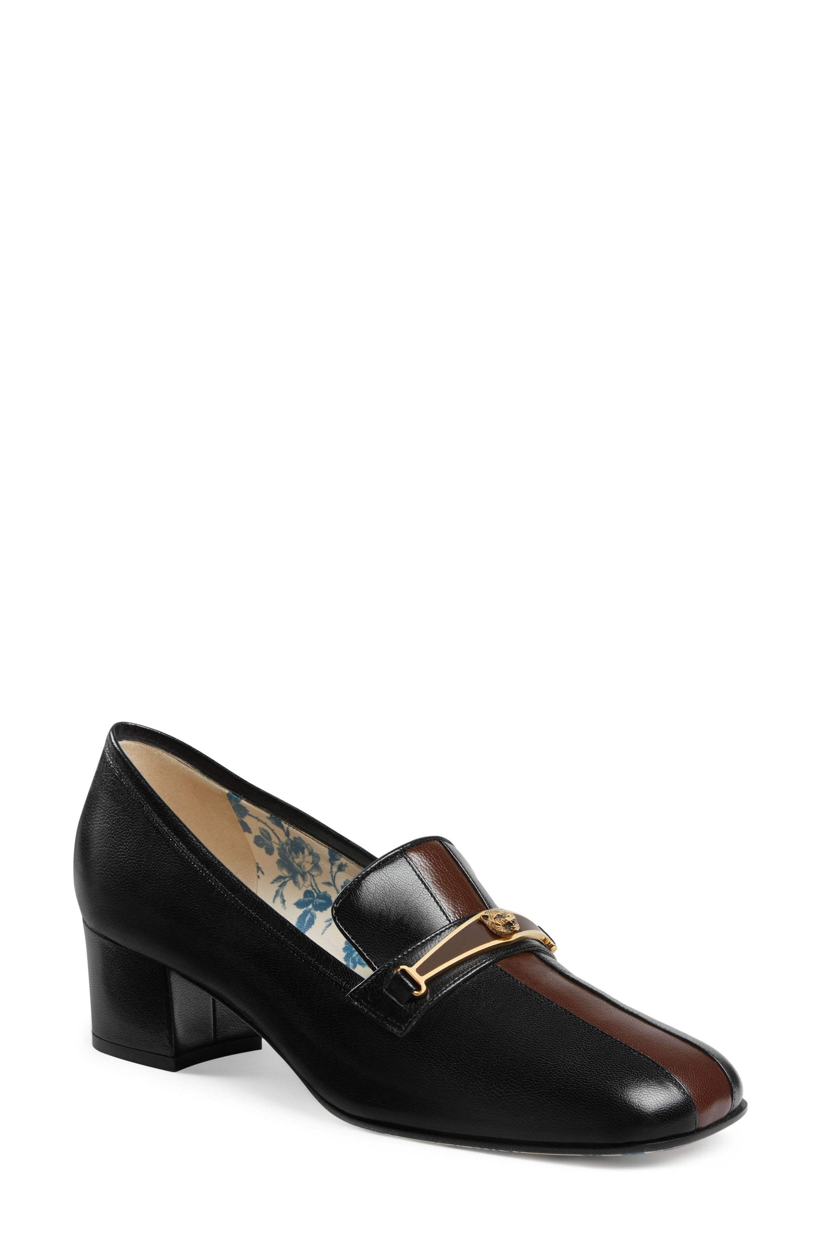 9dd6d7caf Gucci Loafer Pump available at #Nordstrom | Shoes | Loafers, Shoes ...