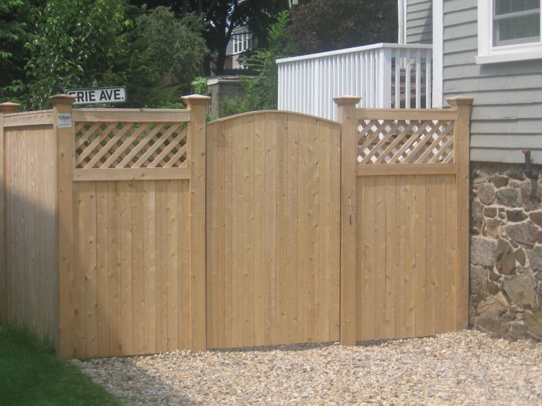 Fence Gate Design Ideas front yard fence privacy fence dark fence gates and fencing stock hill landscapes Fence Gate Design Ideas By Wooden Fence Gate Design Ideas With Natural Wooden Style Ideas