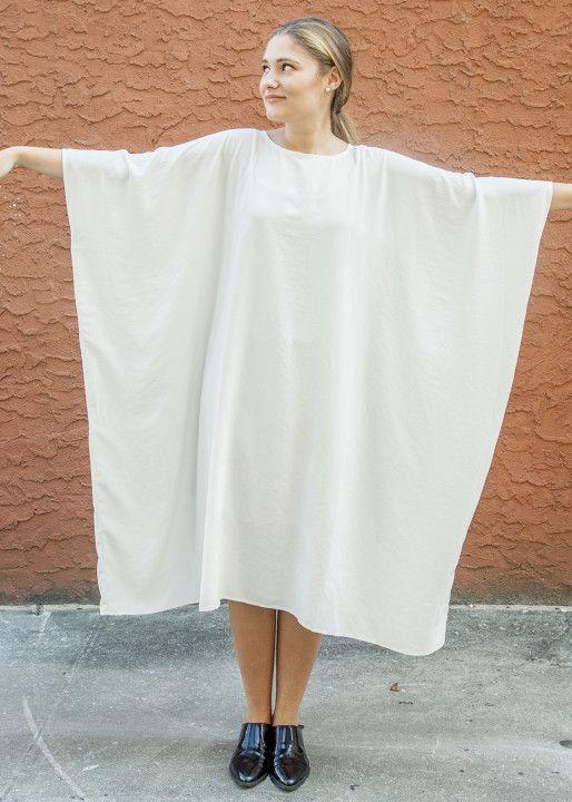 eed2b225e986 Mimu Maxi Square Dress White | s t y l e | Dresses, White dress ...