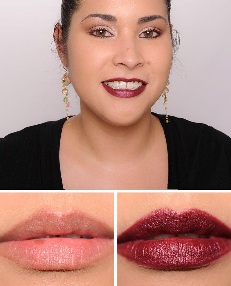 Kat Von D Magick, Tijuana, Mercy Studded Kiss Lipsticks Reviews ...