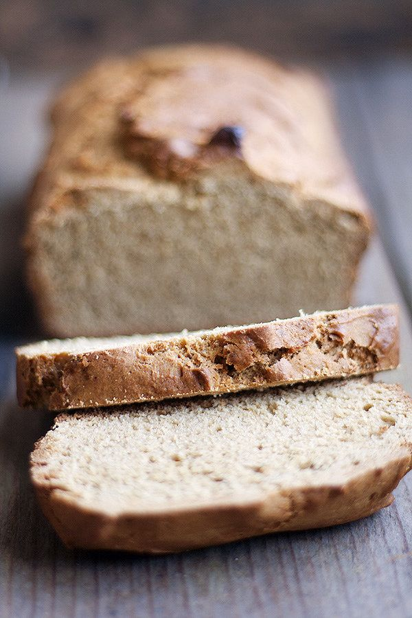 Peanut Butter Apple Bread for LAND O LAKES® Butter with ...