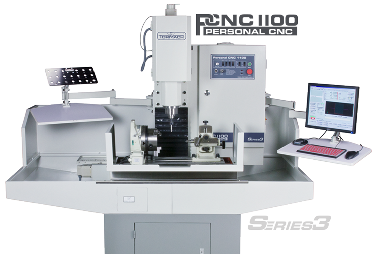 Tormach PCNC 1100 Series 3 - Personal CNC Mill | Tools | Cnc