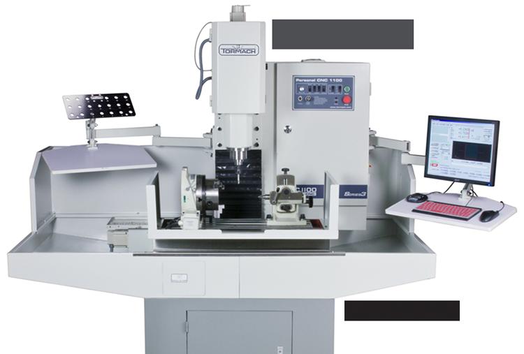 Tormach PCNC 1100 Series 3 - Personal CNC Mill | Tools | Cnc milling