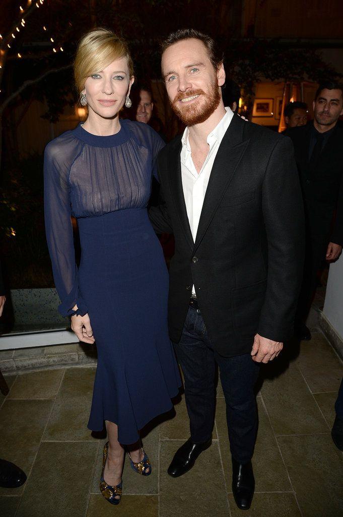 Cate Blanchett Cate Blanchett Michael Fassbender Actresses