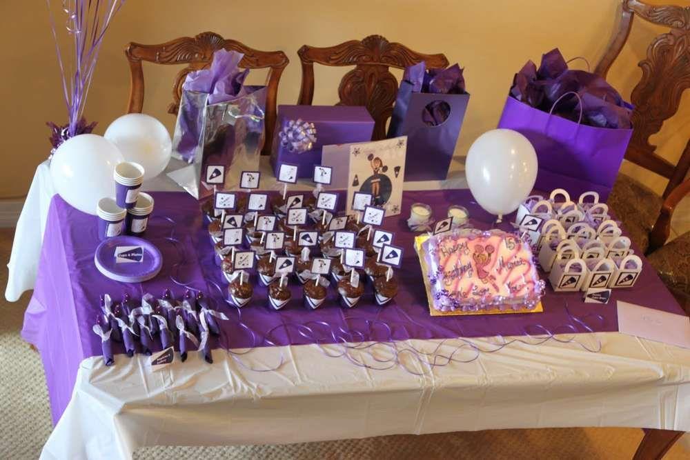 15th birthday decorations ideas