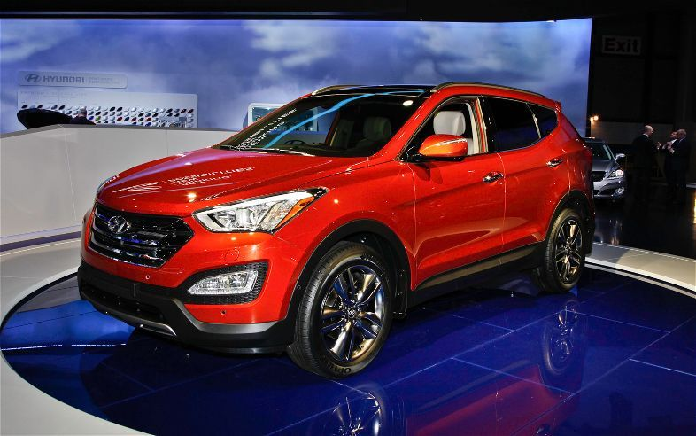 2013 Hyundai Santa Fe Photo Gallery Motor Trend