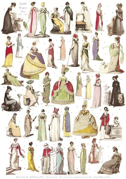 regency gardening-19thc-princess-prince-palace-research