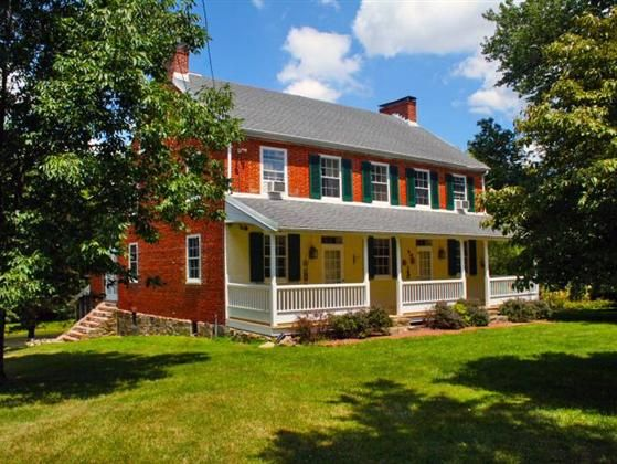 Historic Christian Royer House c.1827 - Westminster ...