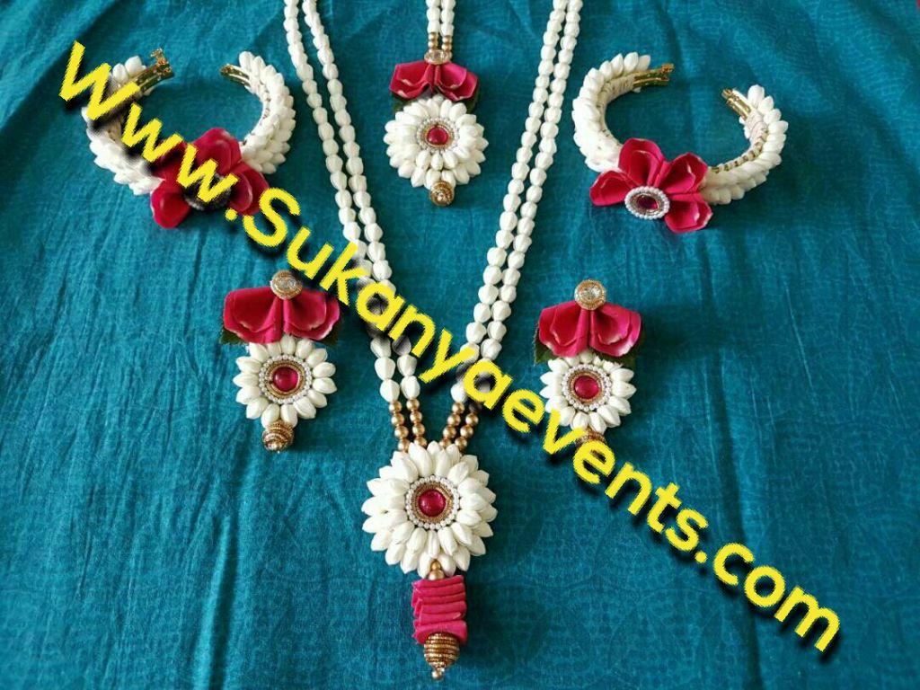 Natural Flower Ornament Top 20 Fresh Flower Jewelry Flower Jewellery Wedding Flower Jewelry