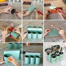 Risultati immagini per come riciclare barattoli di latta