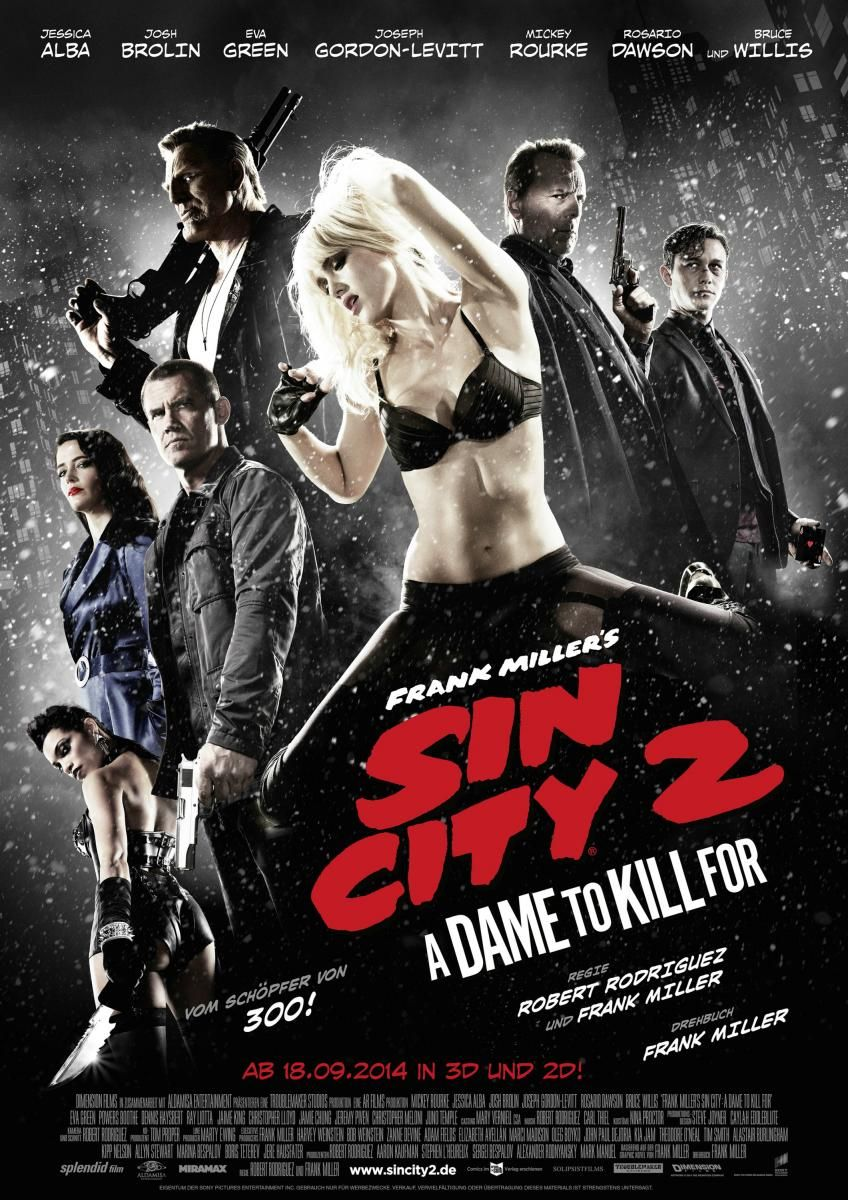 Sin City 2 A Dame To Kill For 2014 Peliculas Online Yaske To Sin City 2 Sin City Sin City Movie