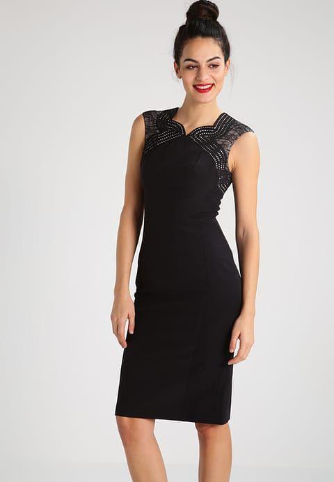 0f6a564ae4 Karen Millen Sukienka etui - black multi za 1 007
