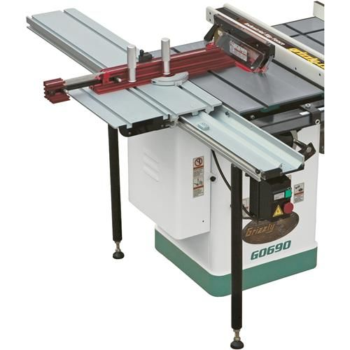 Sliding Table Attachment In 2019 Tools Table Saw