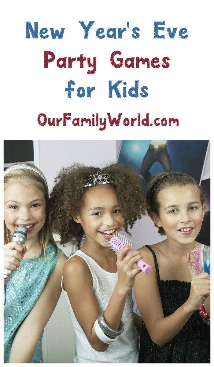 New Year's Eve Party Games, Joke & Riddles for Kids   Kid ...