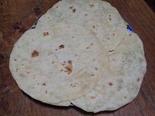 Dapuryuli Ibusugha Homemade Tortilla Kebab Camilan Tepung