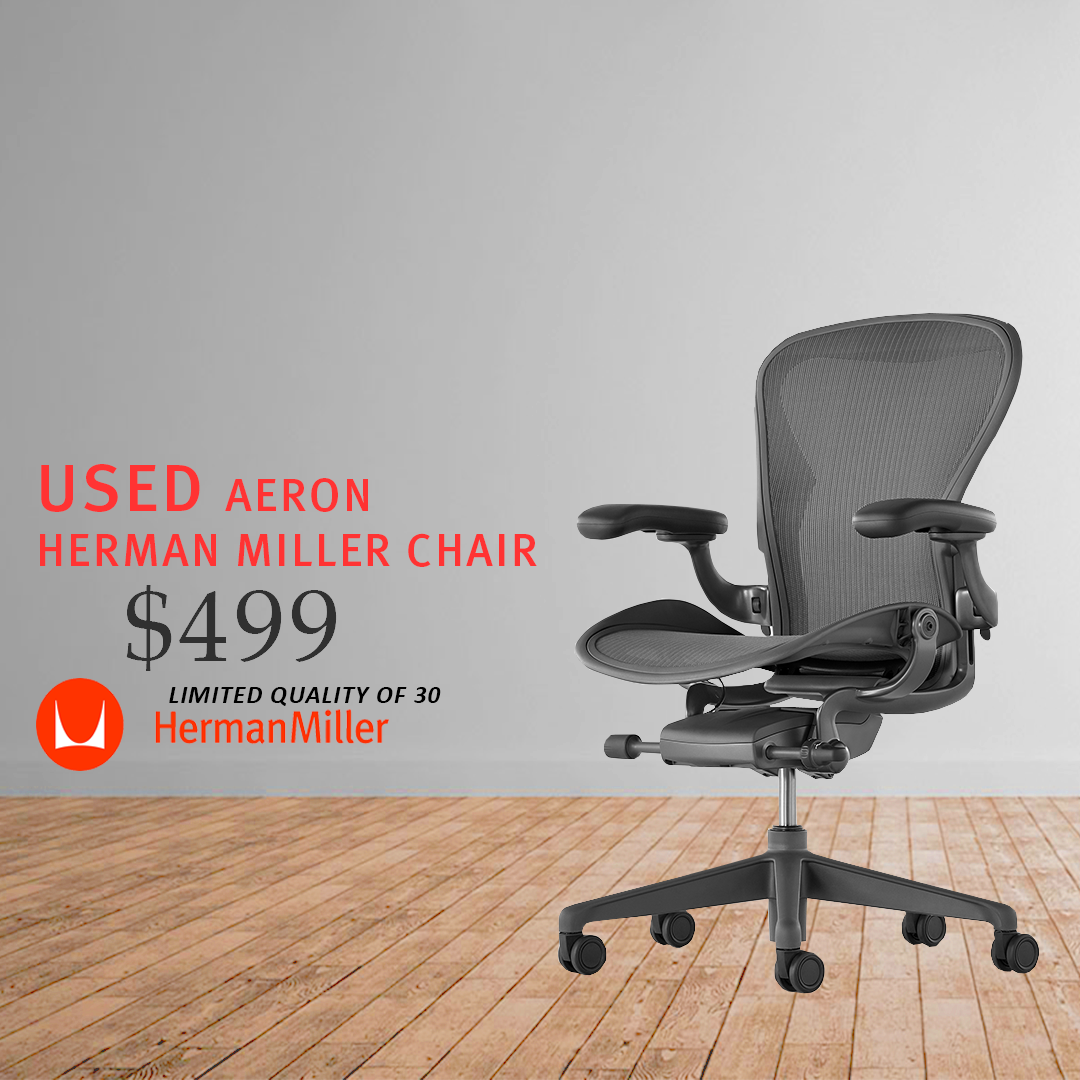Do you like Herman Miller products? Check out our
