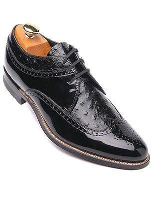 Stacy adams men black dress shoes