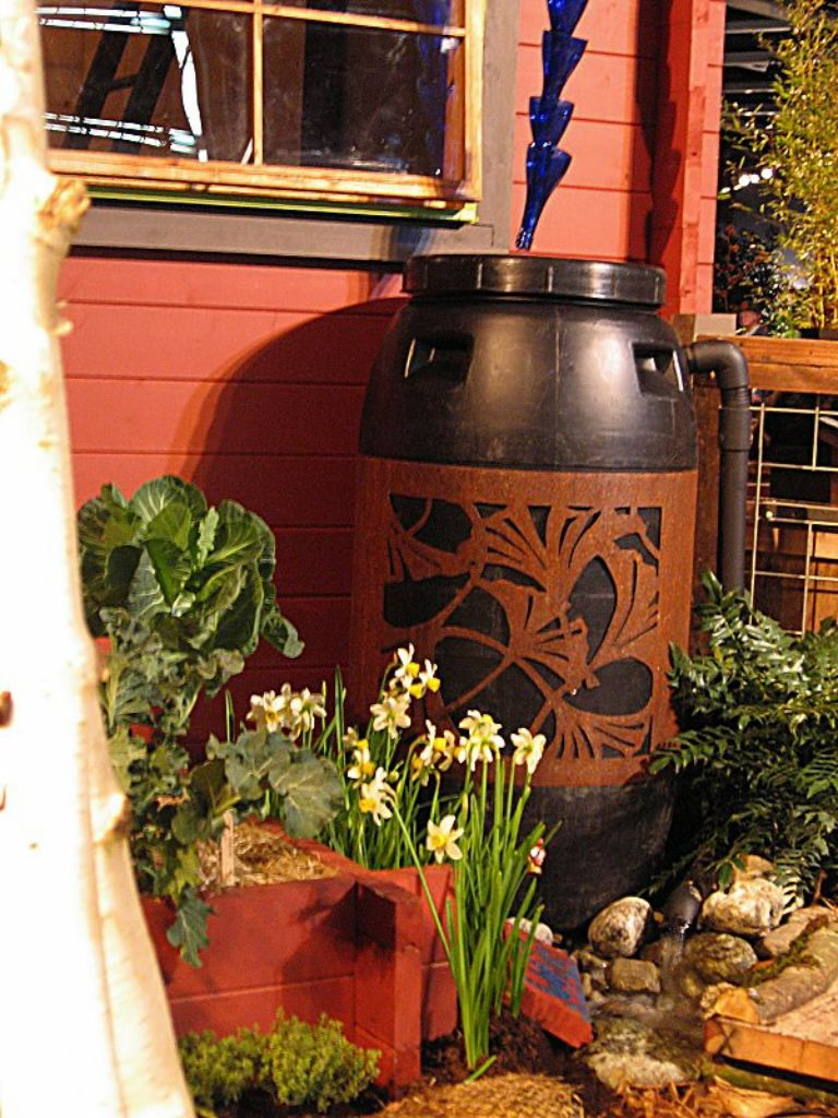 Catch the rain: Set up a water-collection system for your Northwest ...