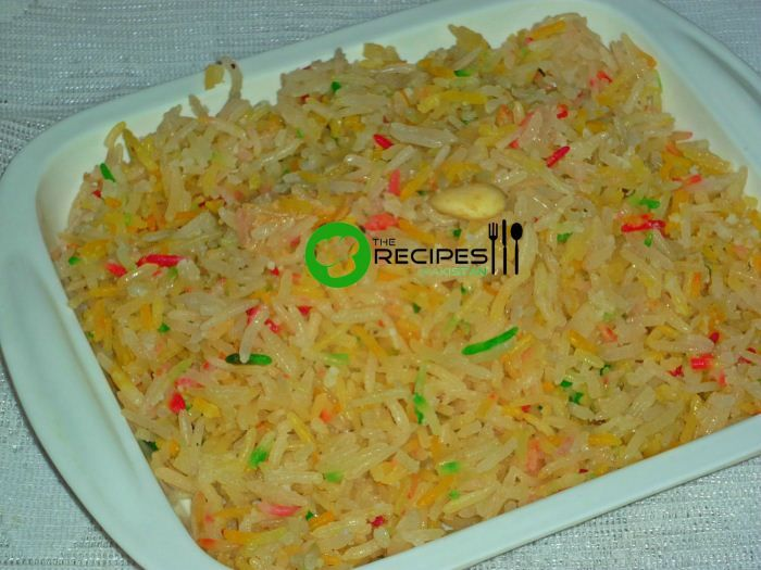 Zarda - The Recipes Pakistan | Recipes, Cooking, Easy meals