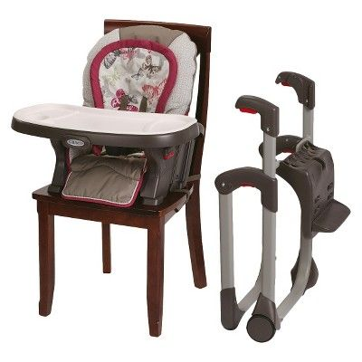 Graco DuoDiner 3-in-1 Convertible High Chair, Monarch