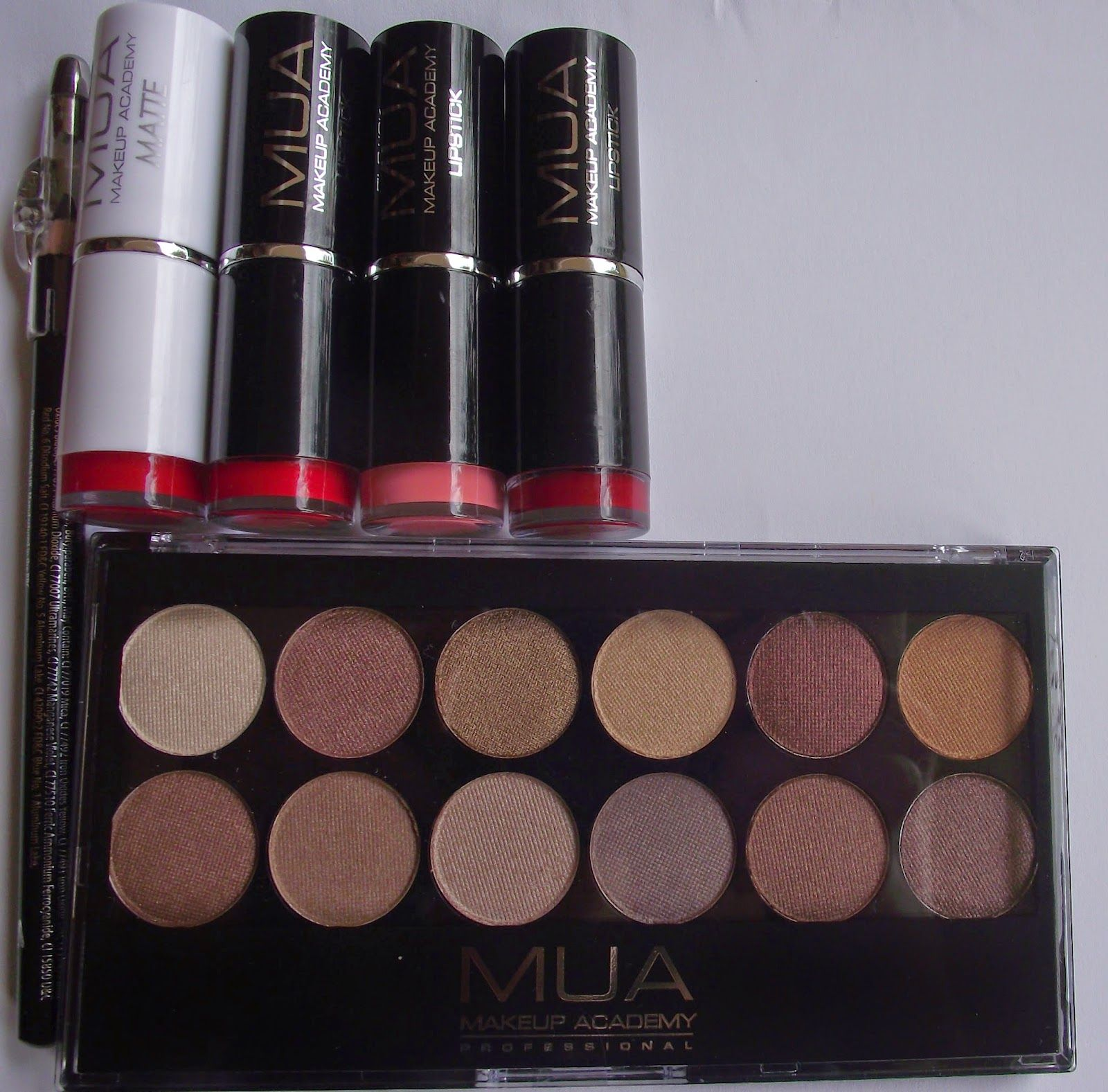 MUA haul swatches and review! Mua, Makeup academy, Swatch