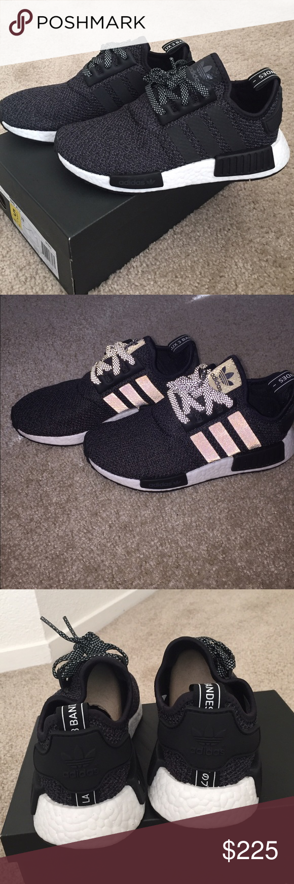 Brand new adidas NMD R1 size 5.5y (women s 7) Brand new in box d7d9b87f9d