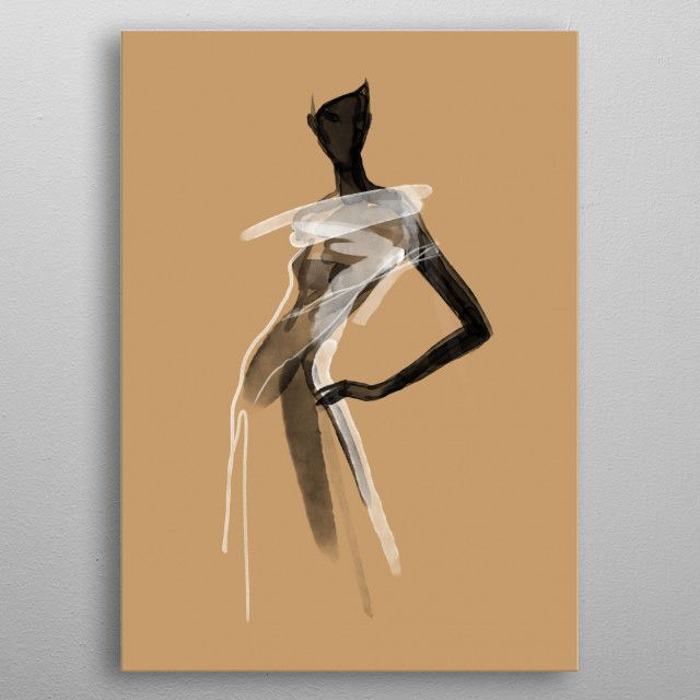 Sahara 03 by Mod Artisto | metal posters - Displate | Displate thumbnail