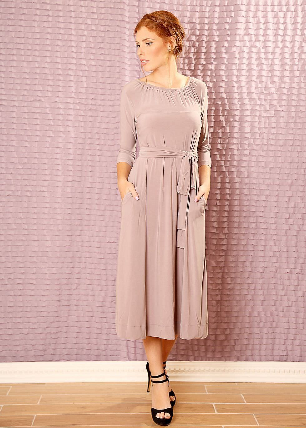 Custom made bridesmaids midi dress with sleeves 5 easy steps to 5 easy steps to design your perfect modest chic bridesmaids dresses please note these dresses take weeks to arrive as they are custom made lets get ombrellifo Images