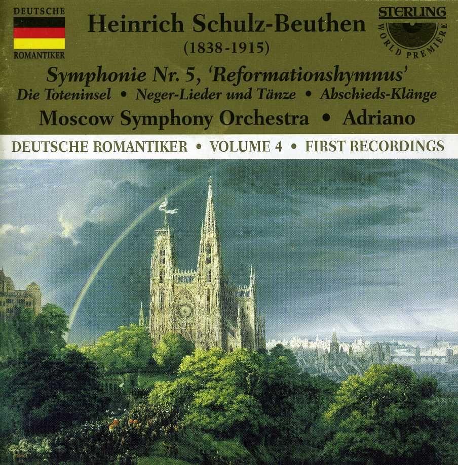 Heinrich Schulz-Beuthen - Schulz-Beuthen: Reformationshymnus/Die Toteninsel/Neger-Lieder Und Tanze