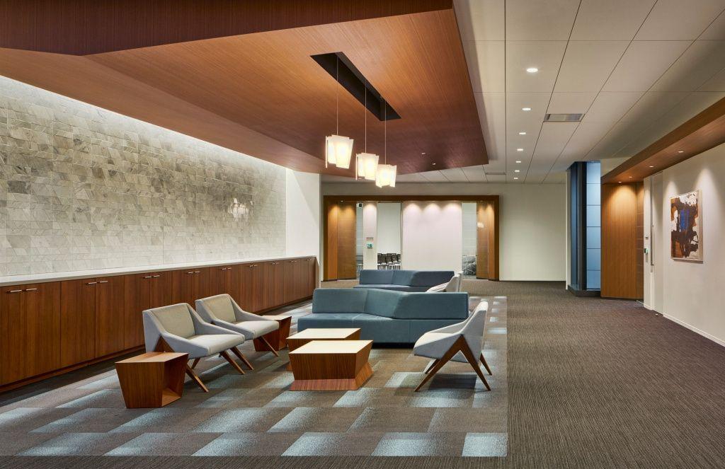 Zurich North America Schaumburg Interior design