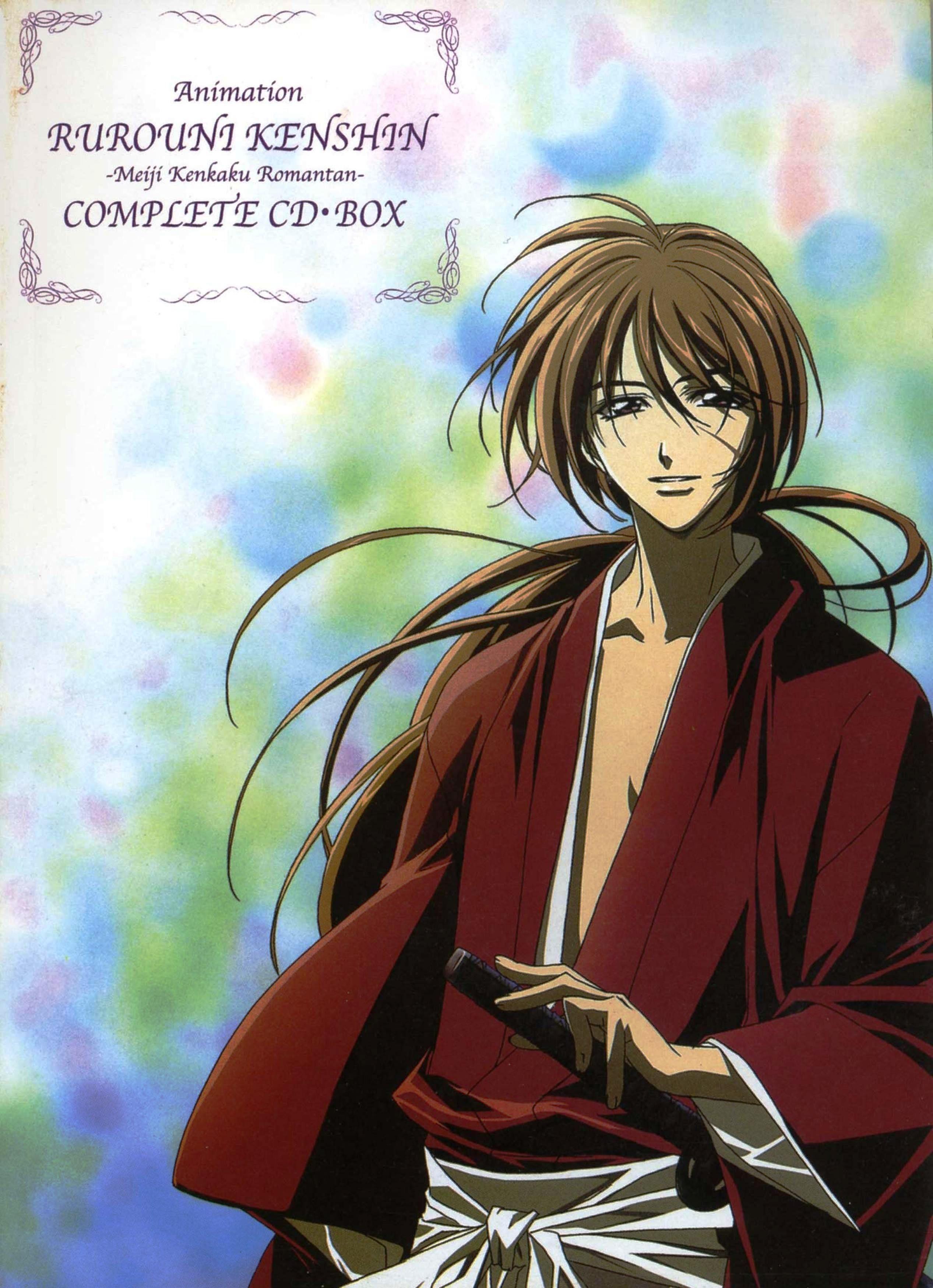 Pinterest Rurouni kenshin, Kenshin anime, Anime