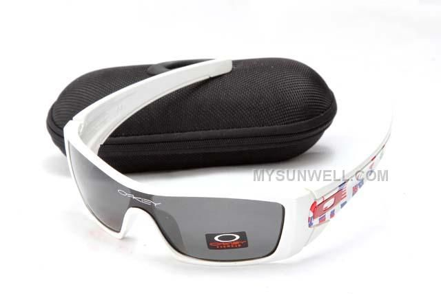9896a34c03 ... wholesale cheap oakley batwolf sunglass white letter frame grey lens  outlet price 25.00 sunglasses hutsale oakley