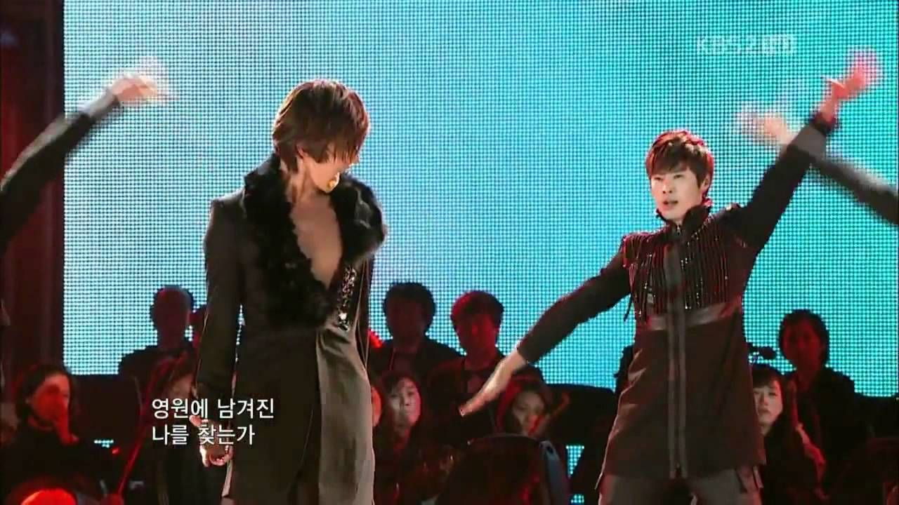 [HD] 111009 TVXQ 東方神起 Why〜Rising Sun NY Korea Festival