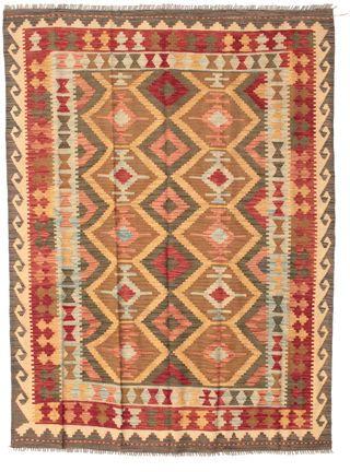 Kilim Afghan Old style NAJ1526 alfombra de Afganistán