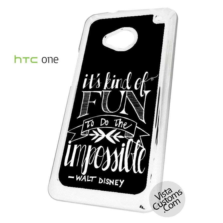 Hand Lettered Walt Disney Quote Phone Case For Apple, iphone 4, 4S, 5, 5S, 5C, 6, 6 +, iPod, 4 / 5, iPad 3 / 4 / 5, Samsung, Galaxy, S3, S4, S5, S6, Note, HTC, HTC One, HTC One X, BlackBerry, Z10