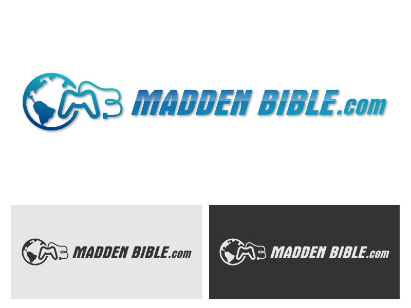Madden Bible Needs A New Logo By Artworkbean Logos Tech Company Logos Company Logo