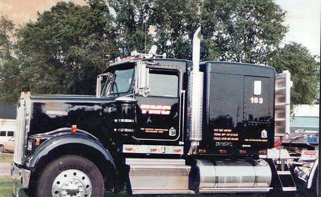 Would love to see tmc with kenworth again TMC Transportation