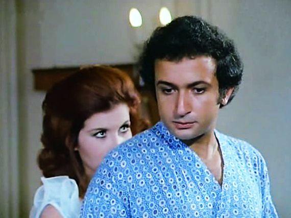نور الشريف مع ميرفت أمين لقاء من الماضي 1975 Egypt Movie Movie Stars Egyptian Actress