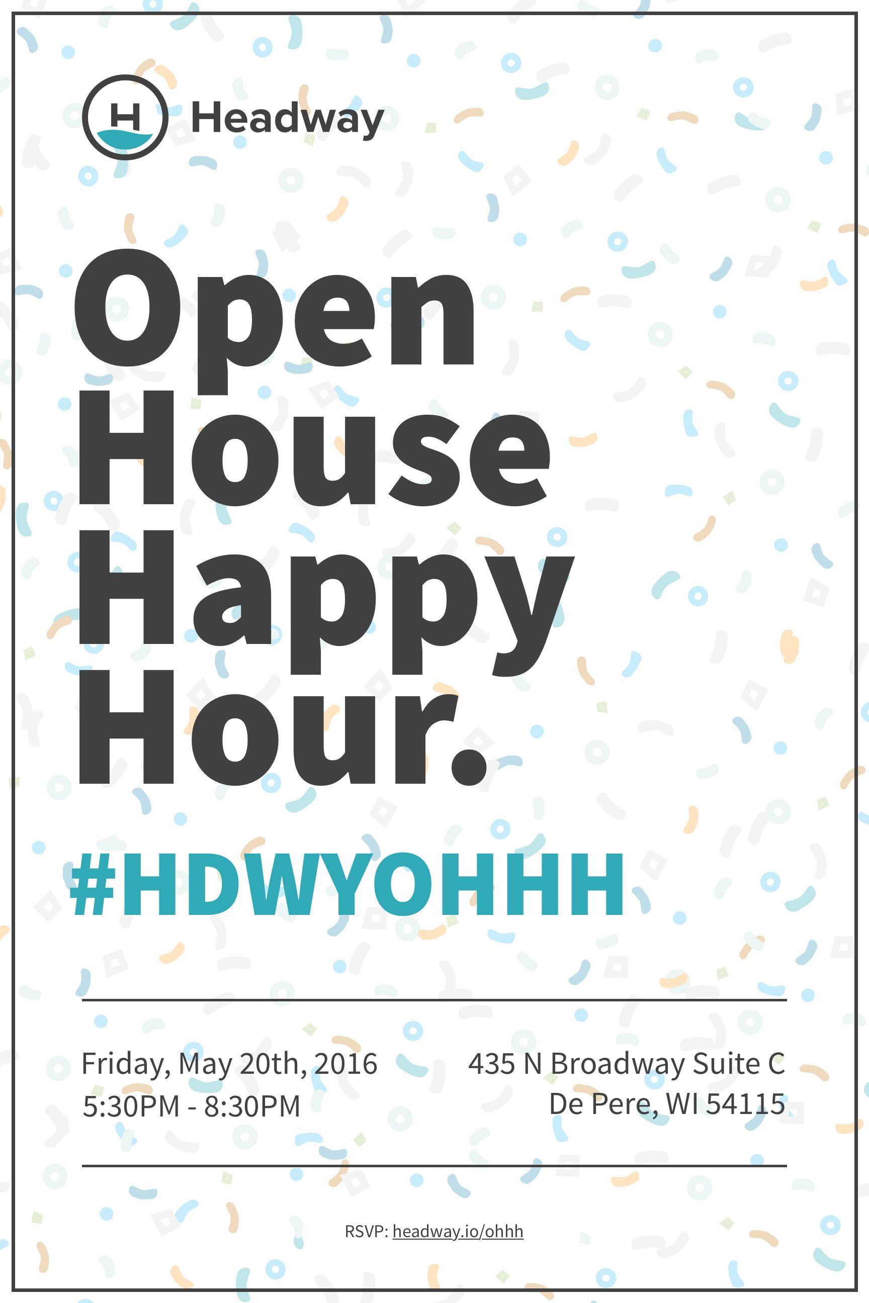 Happy Hour Invitation Sample : happy, invitation, sample, House, Happy, Invitation, Invitation,, Wording,, Housewarming, Wording
