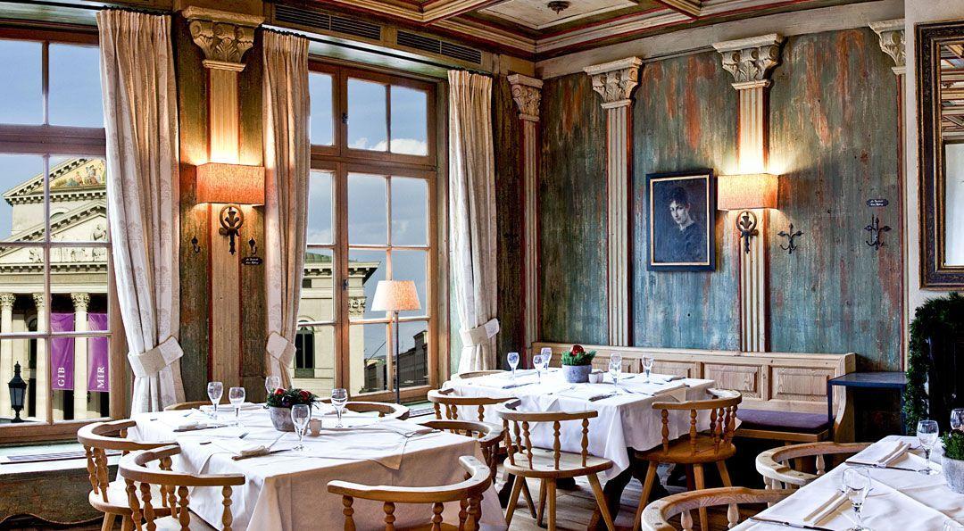 Spatenhaus An Der Oper Munich Best German Food Austrian Recipes