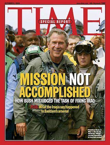 Iraq War On Covers Of Time Magazine World News Sina English