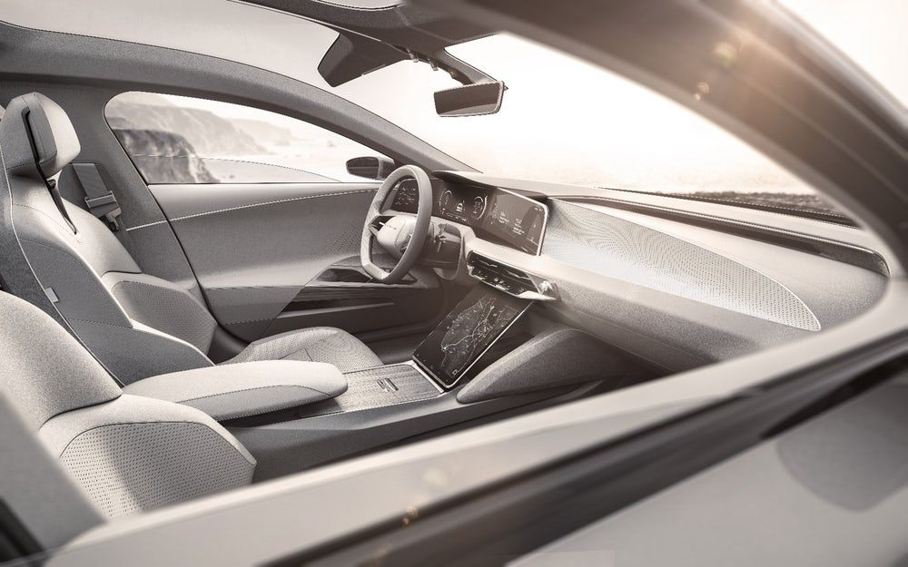 Lucid Motors Undercuts Tesla With Pricing For New Air Car
