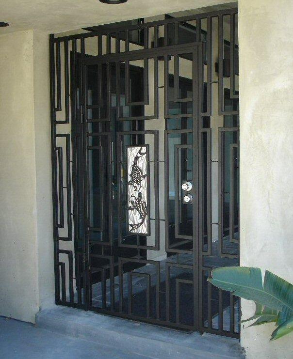 Frontyard Image By Evelyn Francisco Iron Gates Iron Gate Gate