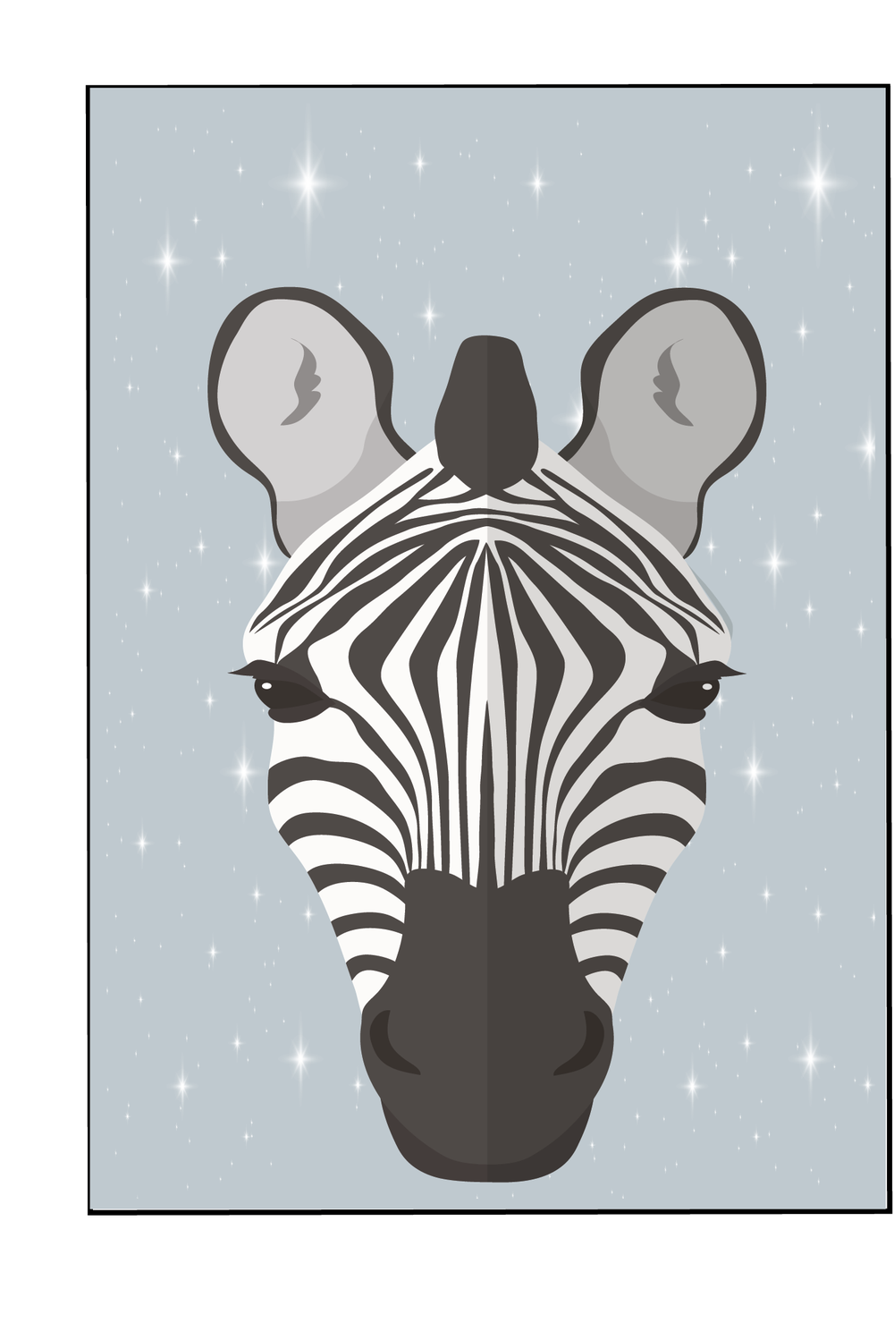 Zebra via Garlands with Love. Click on the image to see more!