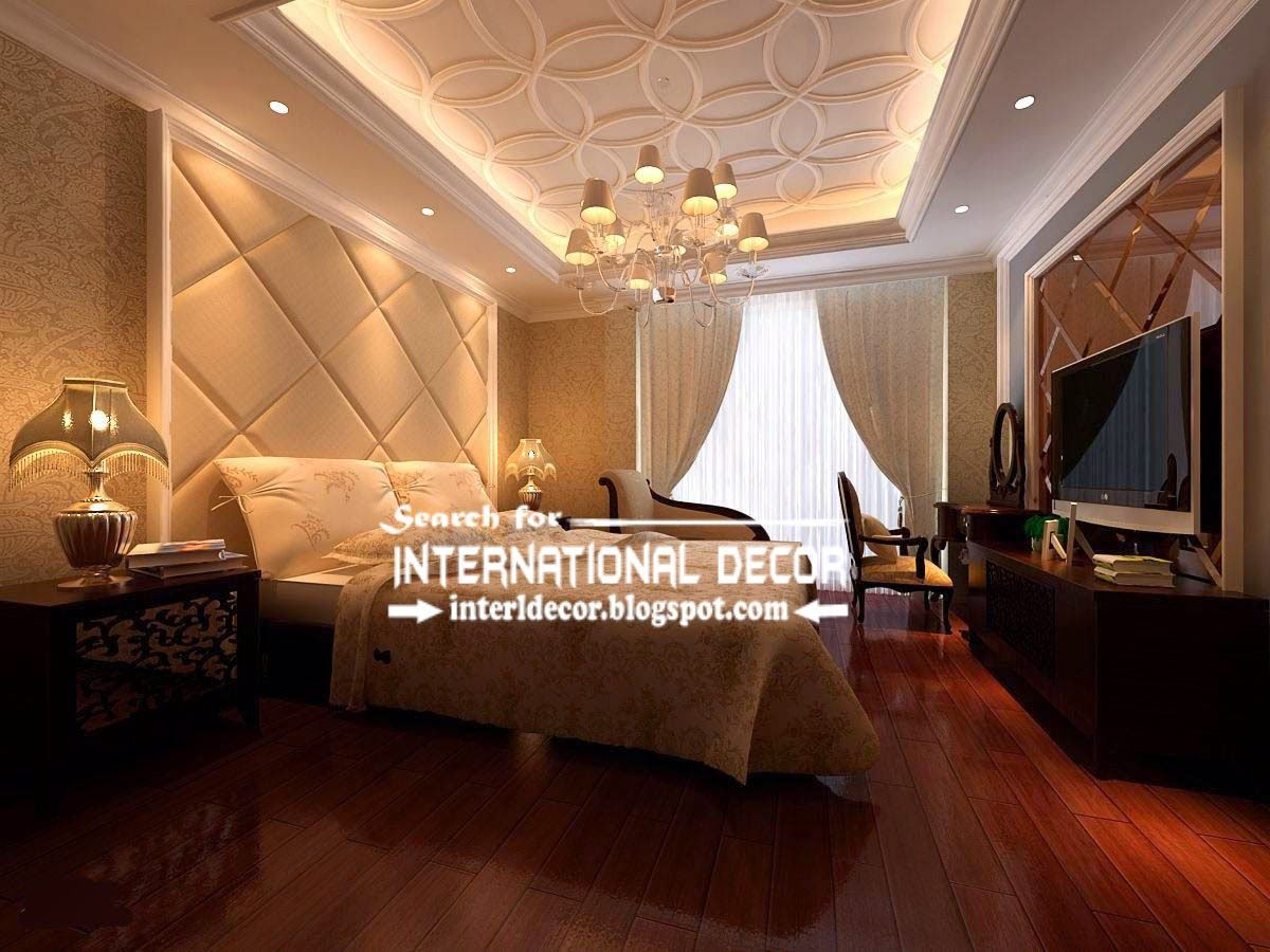Plaster Ceiling Designs And Repair For Bedroom Ceiling