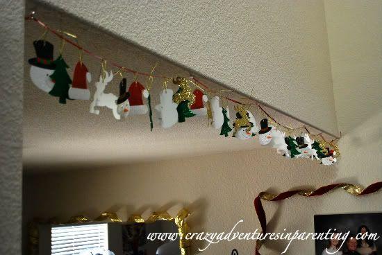 cheap christmas decorating ideas homemade crafts