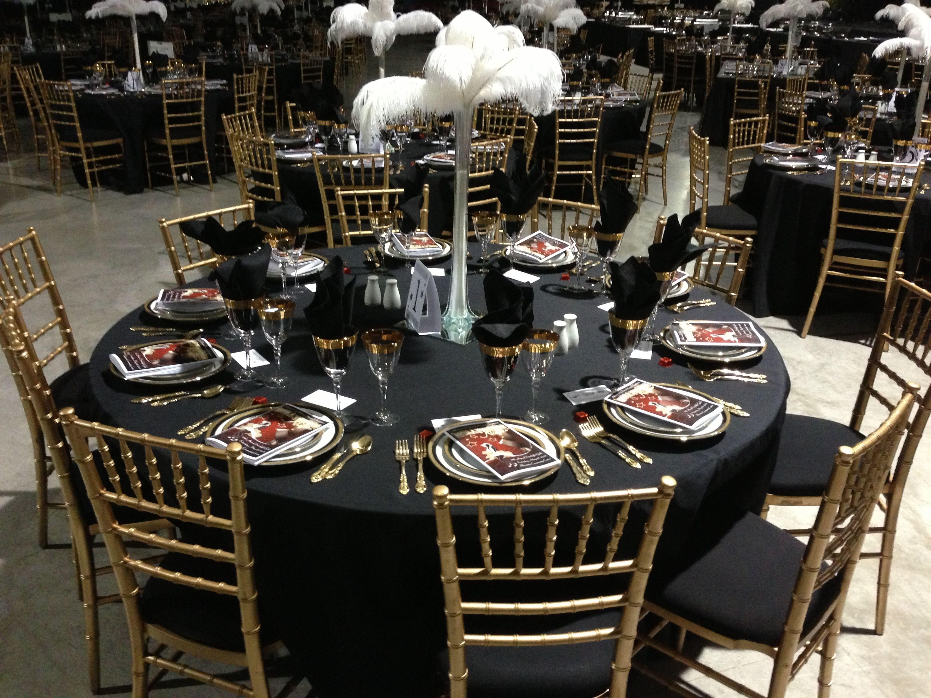 chiavari chairs wedding levon showood accent chair gold with black seat regal flatware