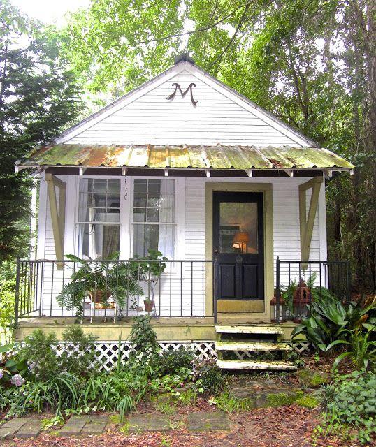 Cottage Exterior, Tiny House Exterior