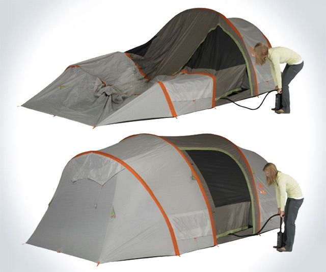 Kelty AirPitch - Inflatable Tent & Kelty AirPitch - Inflatable Tent | Tents Camping and Outdoor gear