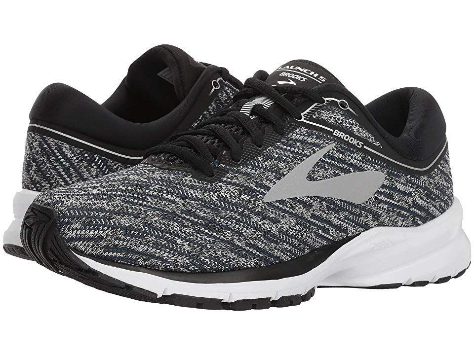7203bf16454 Brooks Launch 5 Women s Running Shoes Black Ebony Primer Grey ...